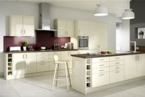 Gower Rapide+ Paris Cream Base Unit - 500mm